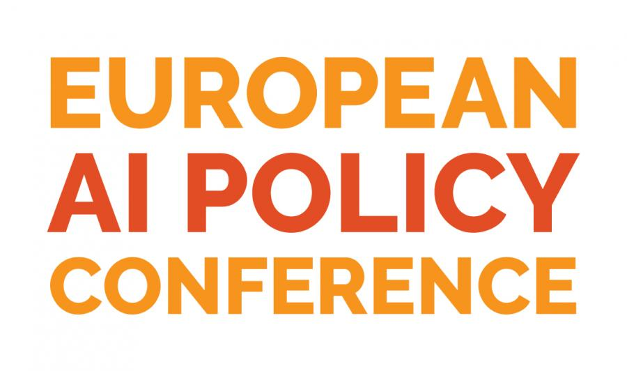 European AI Policy Conference logo