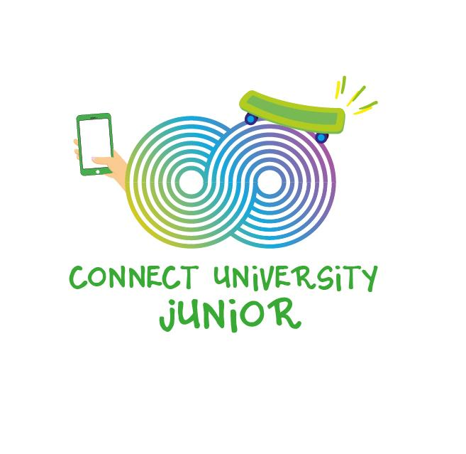 Logo CONNECT University Junior